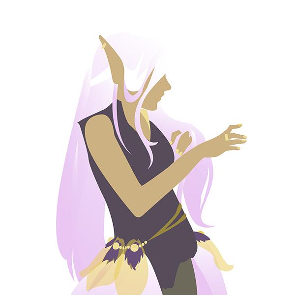 Lavender Elfling
