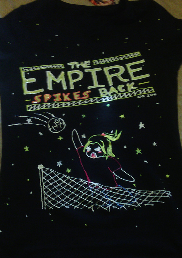 Empire Spikes Back B