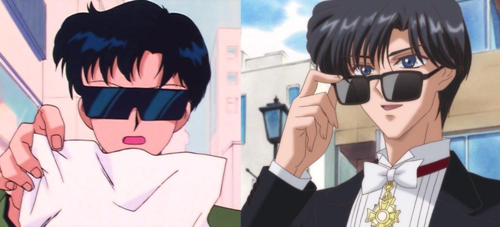 Sailor Moon ('92 v '14) 02