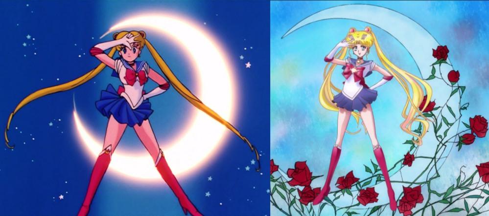 Sailor Moon ('92 v '14) 04