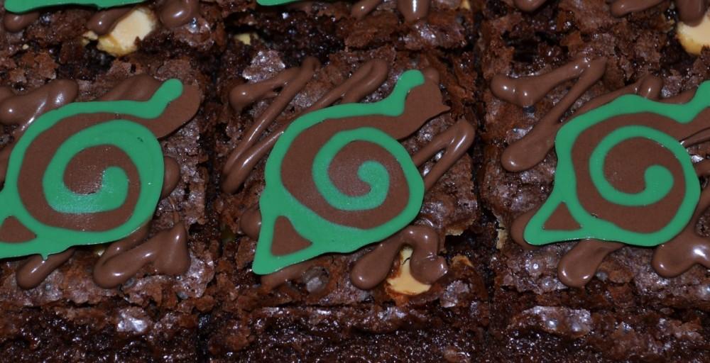 Konoha Brownies 1