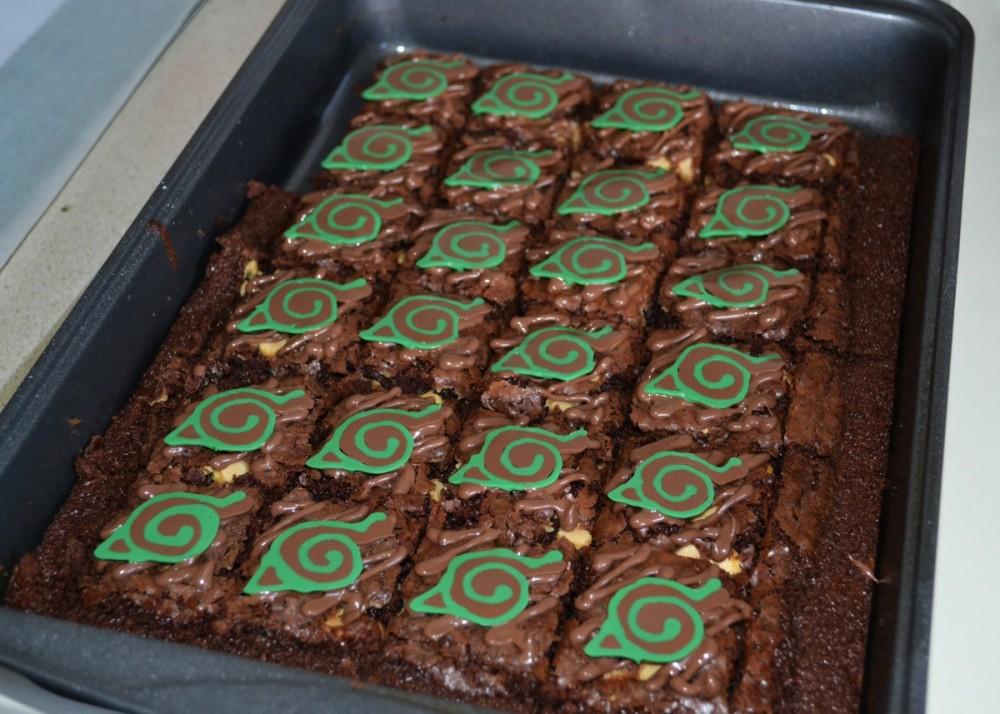 Konoha Brownies 2