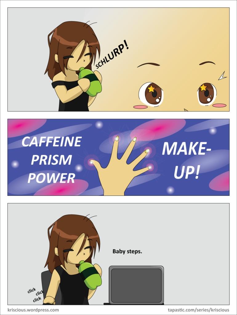 no.12 (Caffeine Prism Power)