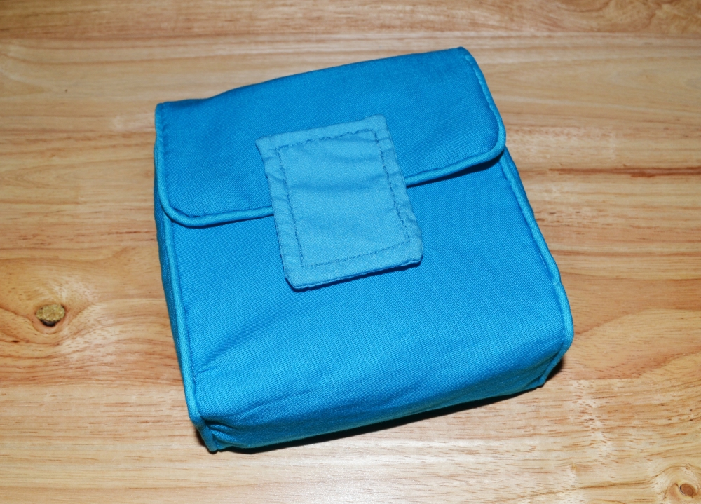 Bulma Pack, blue front