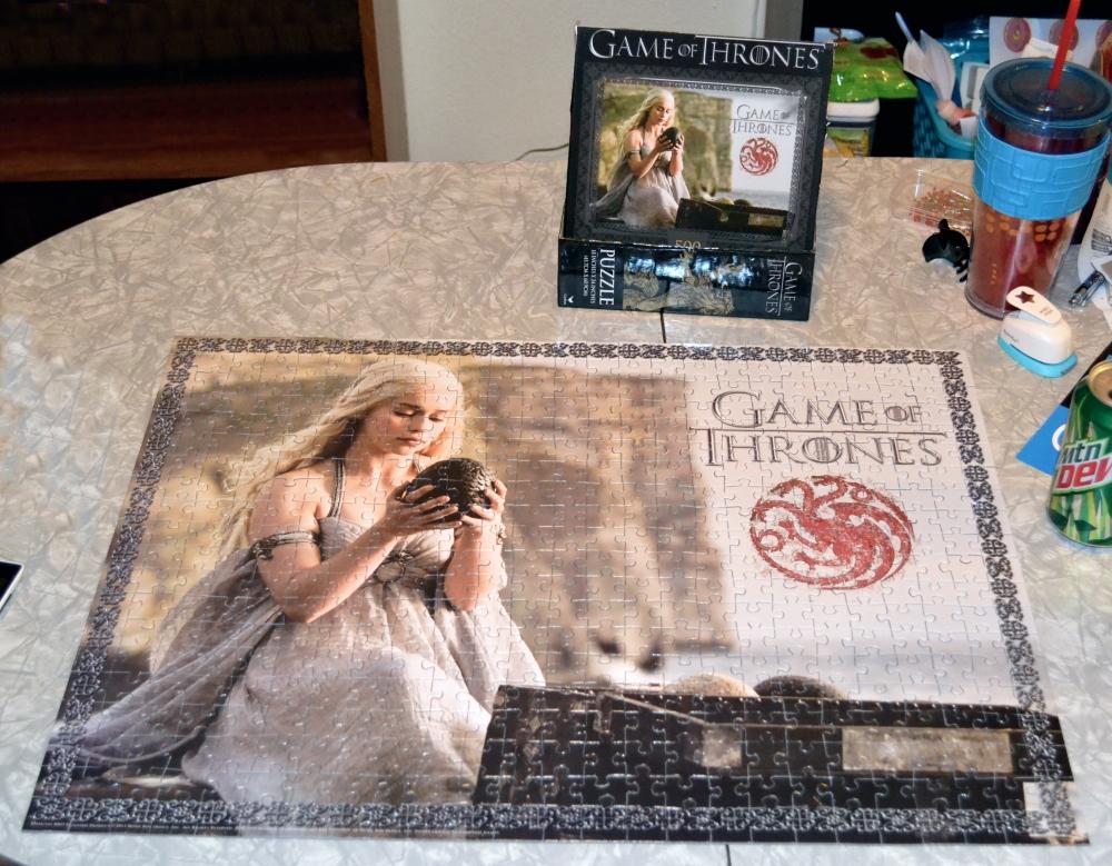Game of Thrones puzzle (11-2014)