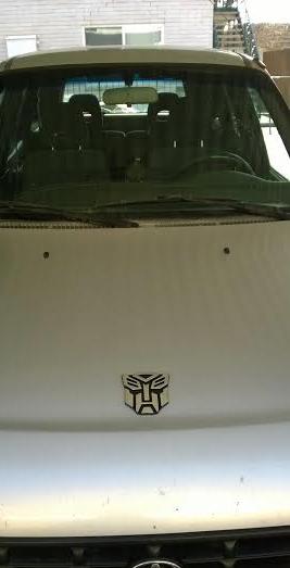 Autobot Decal