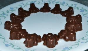 Chocolate (mini) Frogs 1