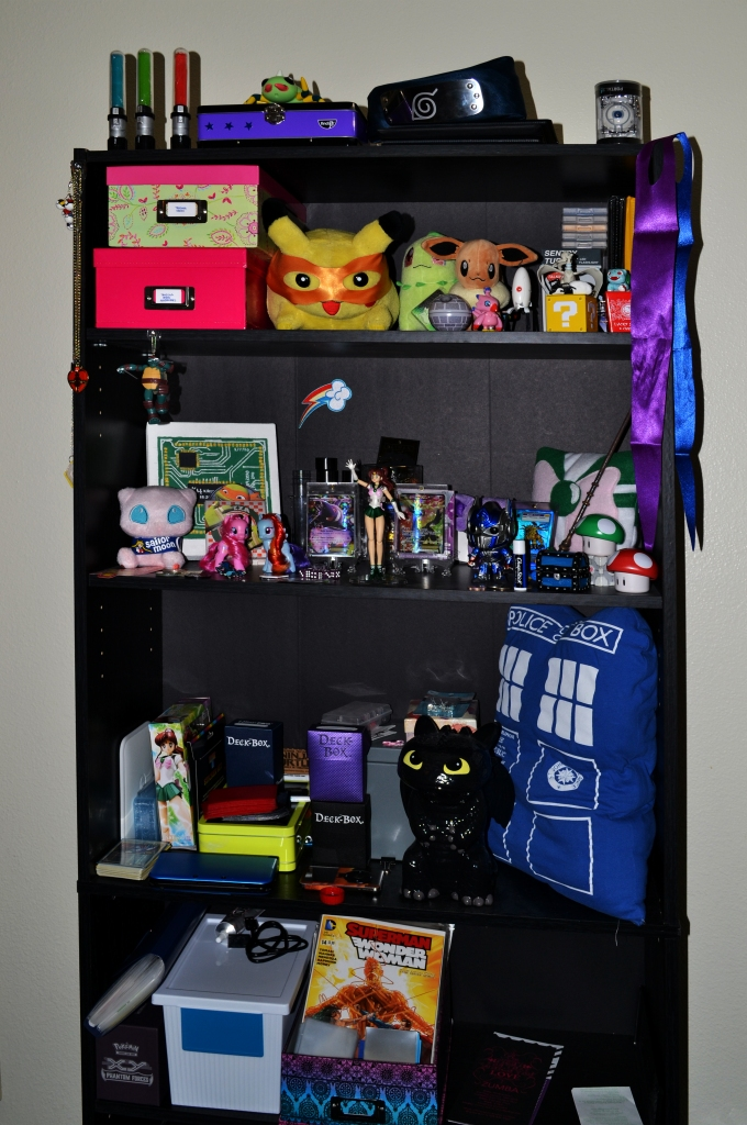 Shelf, 2014 end