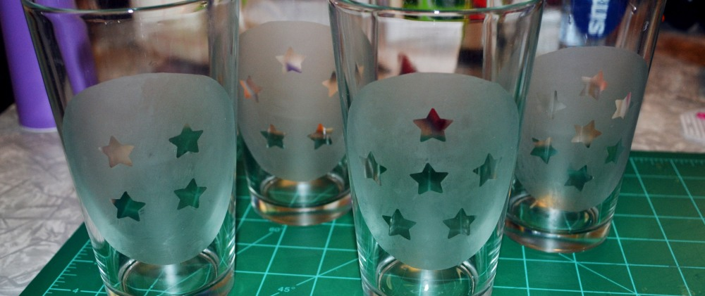 Dragonball glasses 2