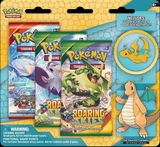 Pokemon TCG Dragonite set