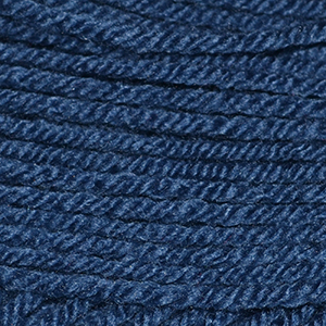 Quilt-Match afghan (dark country blue)