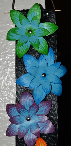 Paper flower A