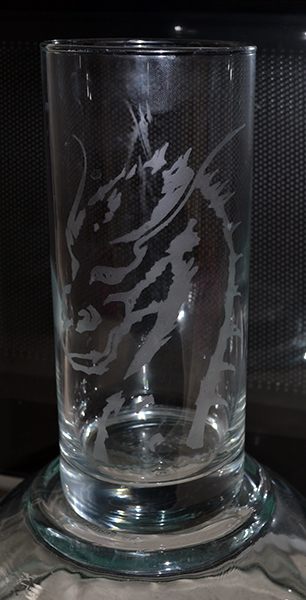 Saphira glass