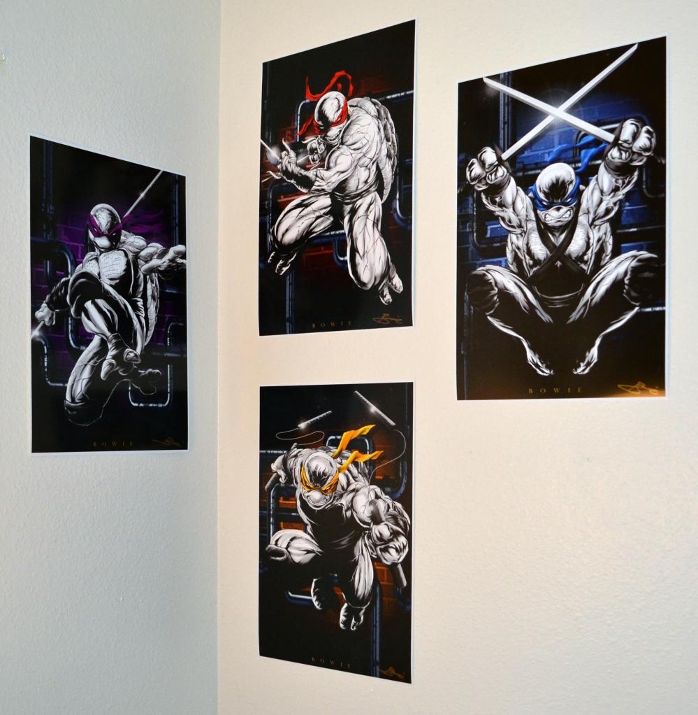 TMNT prints