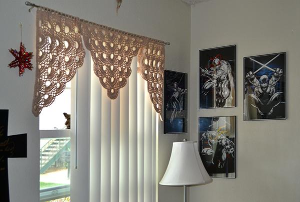 Virus Curtains 2