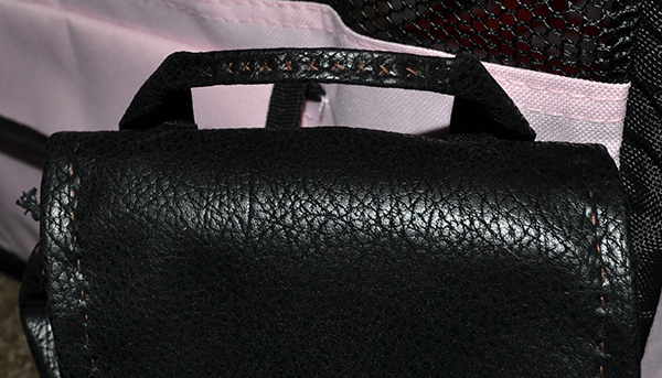 Pleather Bag material